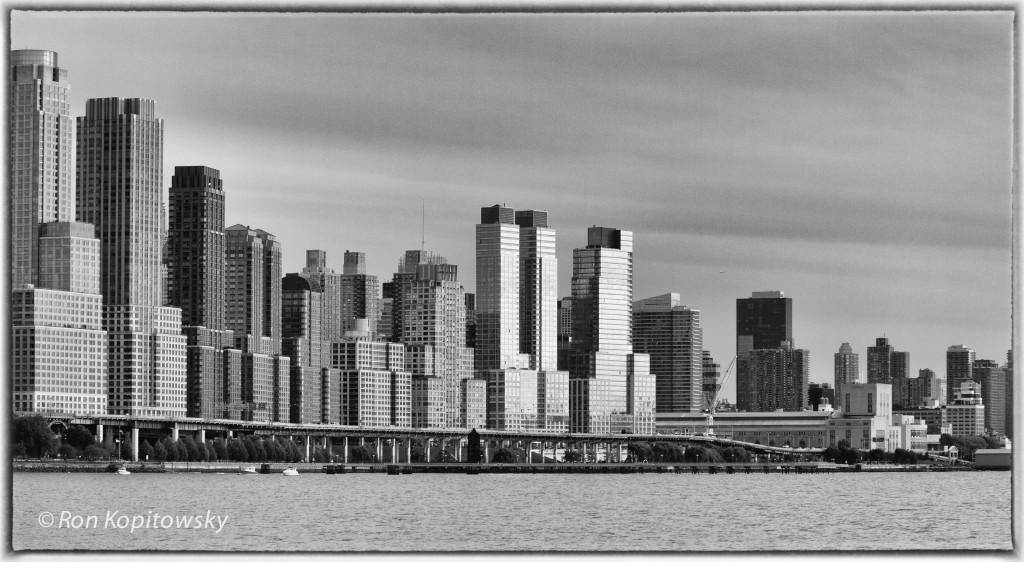 The Upper West Side of Manhattan Shoulder to Shoulder