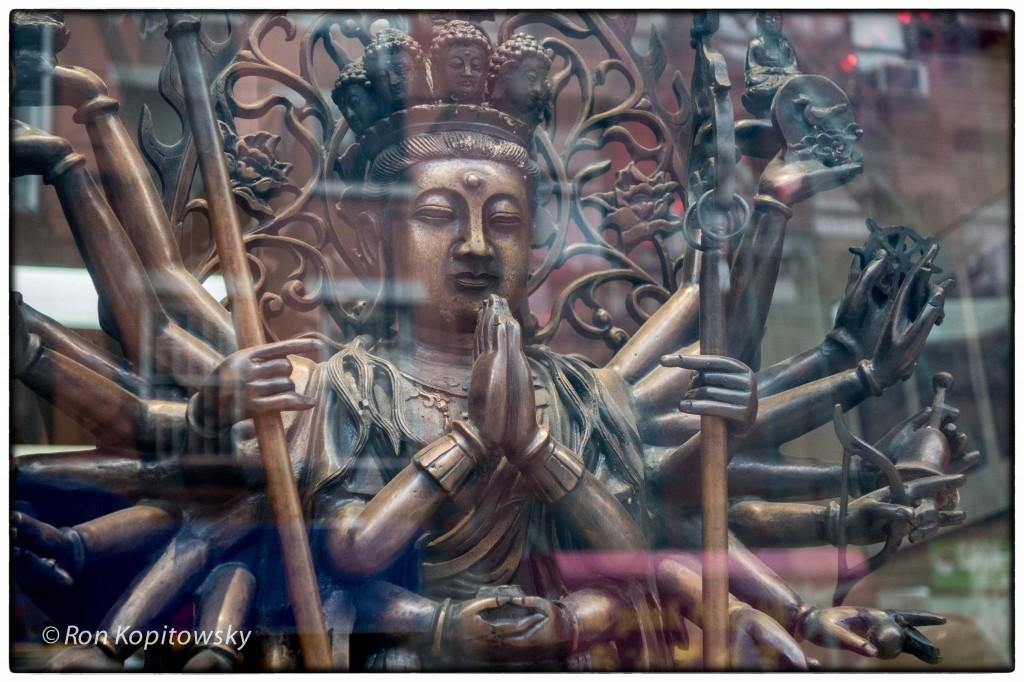 Chinatown Reflections 1